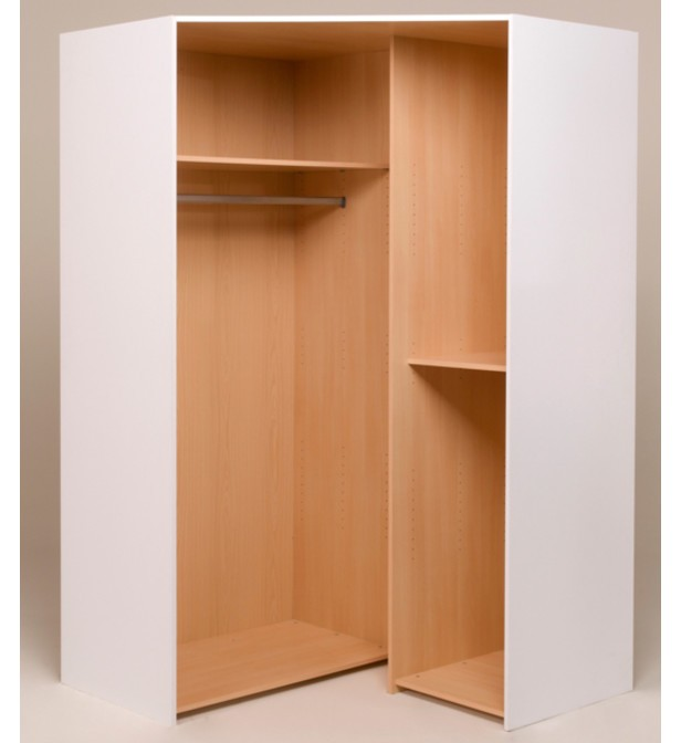 Armoire Dressing D'angle Fly