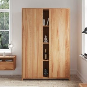 armoire dressing bois massif armoire id es de. Black Bedroom Furniture Sets. Home Design Ideas
