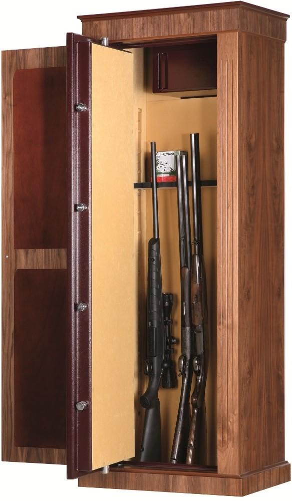 Armoire Forte Fusil Et Arme De Poing