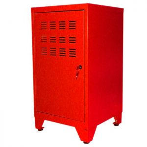 armoire metallique rouge alinea armoire id es de. Black Bedroom Furniture Sets. Home Design Ideas
