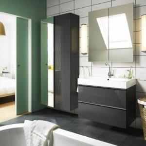 Miroir salle de bain conforama salle de bain id es de - Conforama armoire salle de bain ...