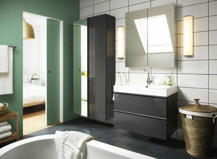 Armoire Miroir Salle De Bain Conforama