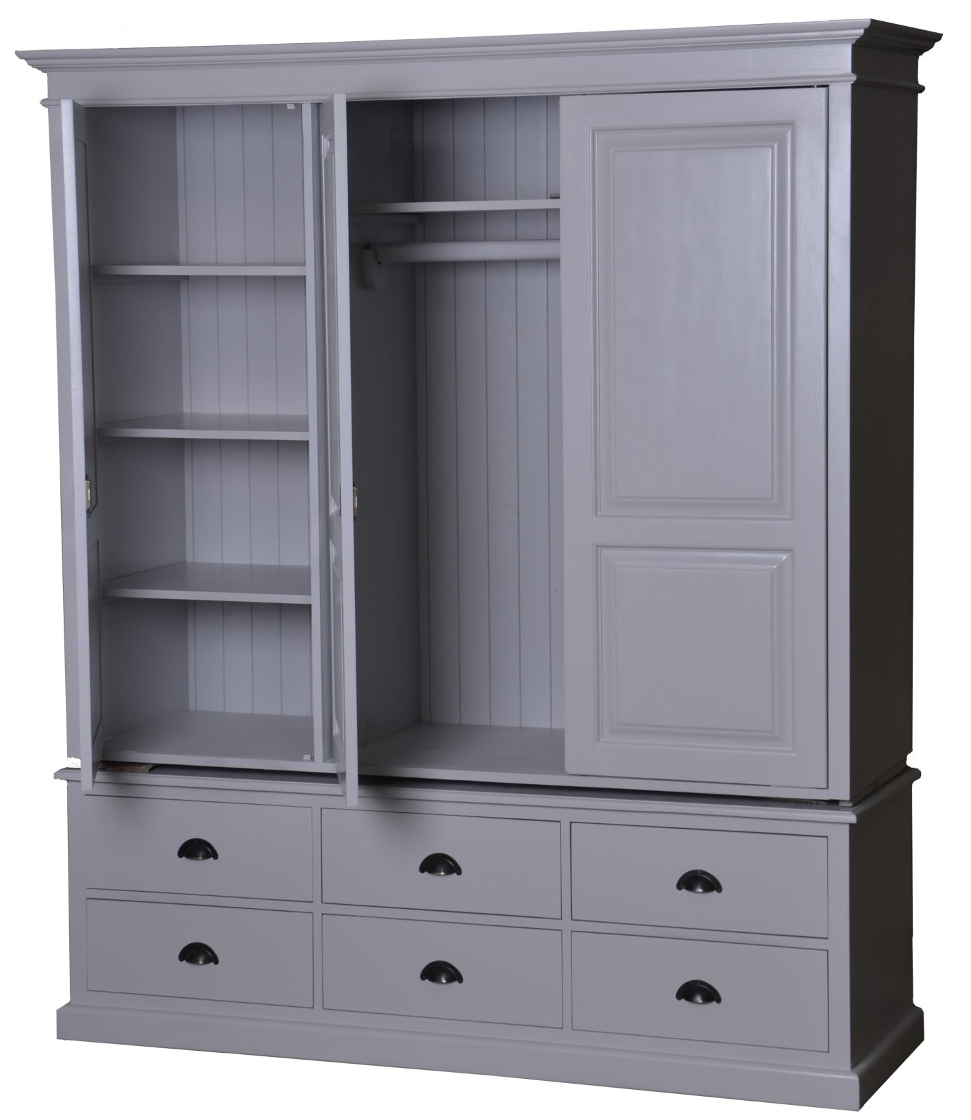armoire fer great meuble industriel vintage dedans meuble. Black Bedroom Furniture Sets. Home Design Ideas