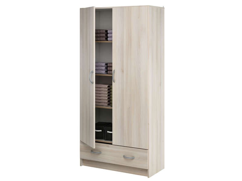 armoire penderie porte coulissante conforama armoire. Black Bedroom Furniture Sets. Home Design Ideas