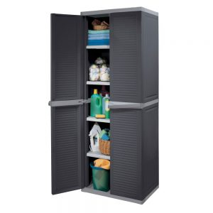 armoire rangement plastique garage armoire id es de d coration de maison 9odo069bey. Black Bedroom Furniture Sets. Home Design Ideas