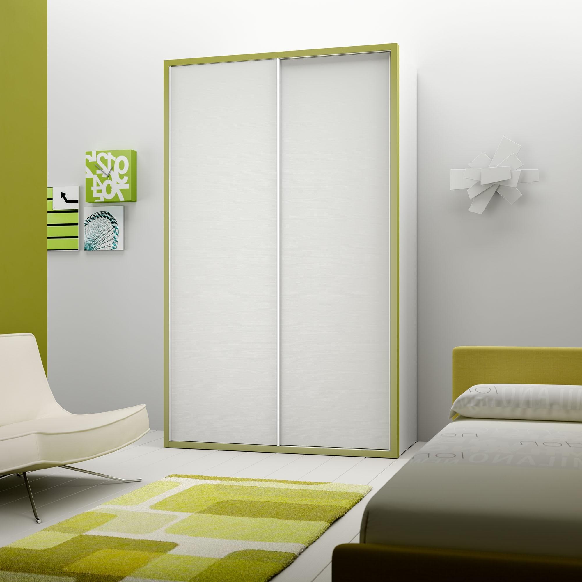 Armoire porte coulissante largeur 90 cm armoire id es for Largeur porte coulissante