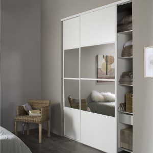 Armoire Portes Coulissantes Leroy Merlin