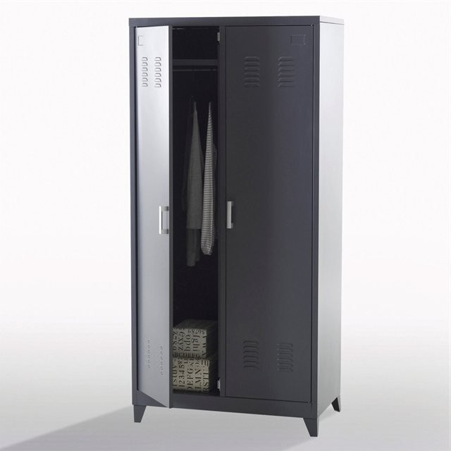 armoire vestiaire metal ikea armoire id es de. Black Bedroom Furniture Sets. Home Design Ideas