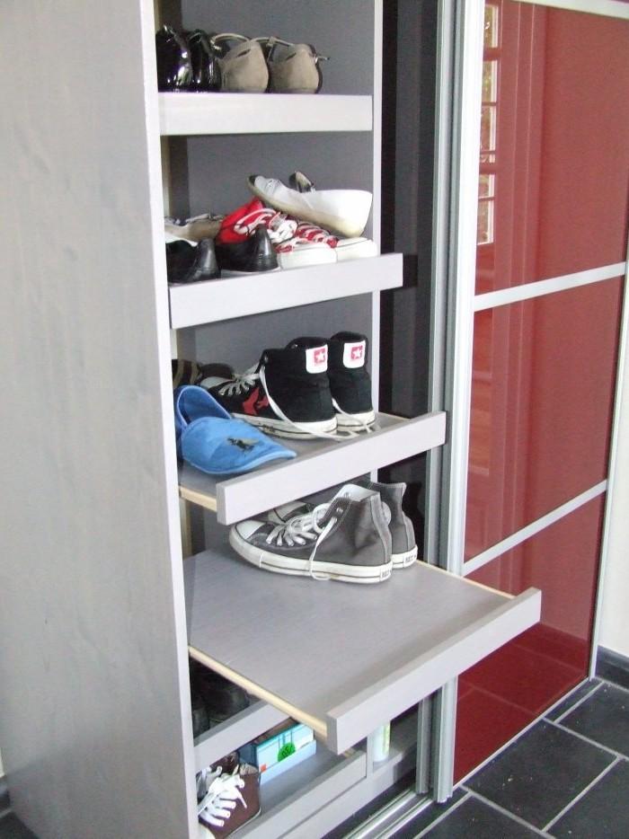 Armoires A Chaussures Sur Mesure