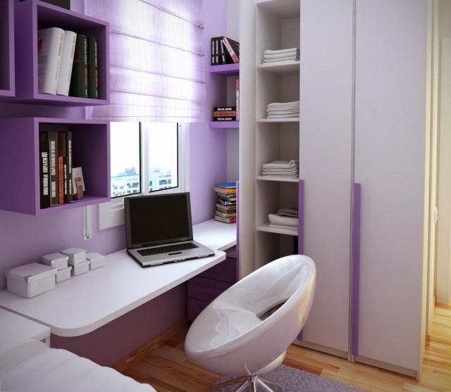Bureau Chambre Ado Fille - Bureau : Idées de Décoration de Maison ...