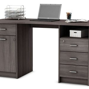 bureau d 39 angle pour ordinateur fixe bureau id es de d coration de maison m4bmvywnjw. Black Bedroom Furniture Sets. Home Design Ideas
