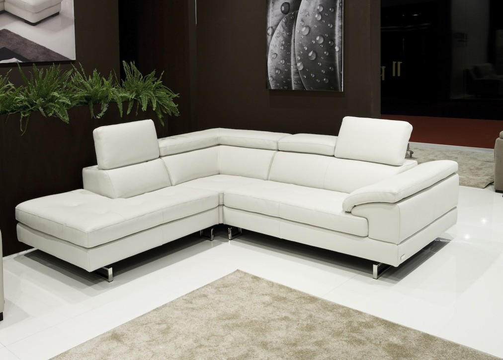 Canape Contemporain Cuir Center