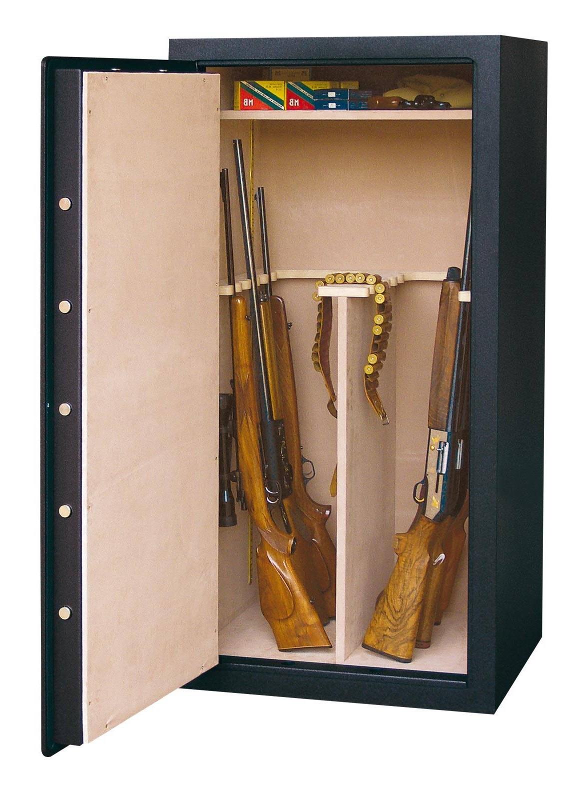 Coffre Fort Armoire A Fusil