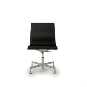 fauteuil de bureau sans roulettes chaise id es de d coration de maison y. Black Bedroom Furniture Sets. Home Design Ideas