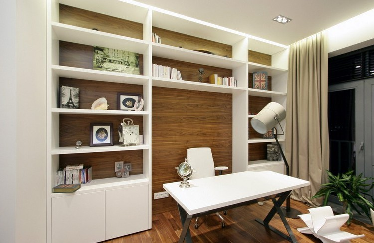 Idee amenagement bureau maison design apsip