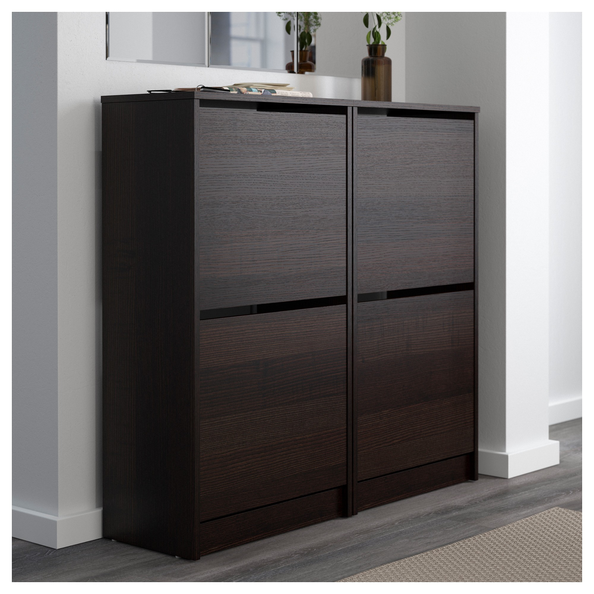 ikea meuble chaussures bissa armoire id es de d coration de maison d6lev7adbp. Black Bedroom Furniture Sets. Home Design Ideas