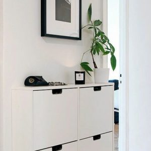 ikea meuble chaussures bissa armoire id es de. Black Bedroom Furniture Sets. Home Design Ideas