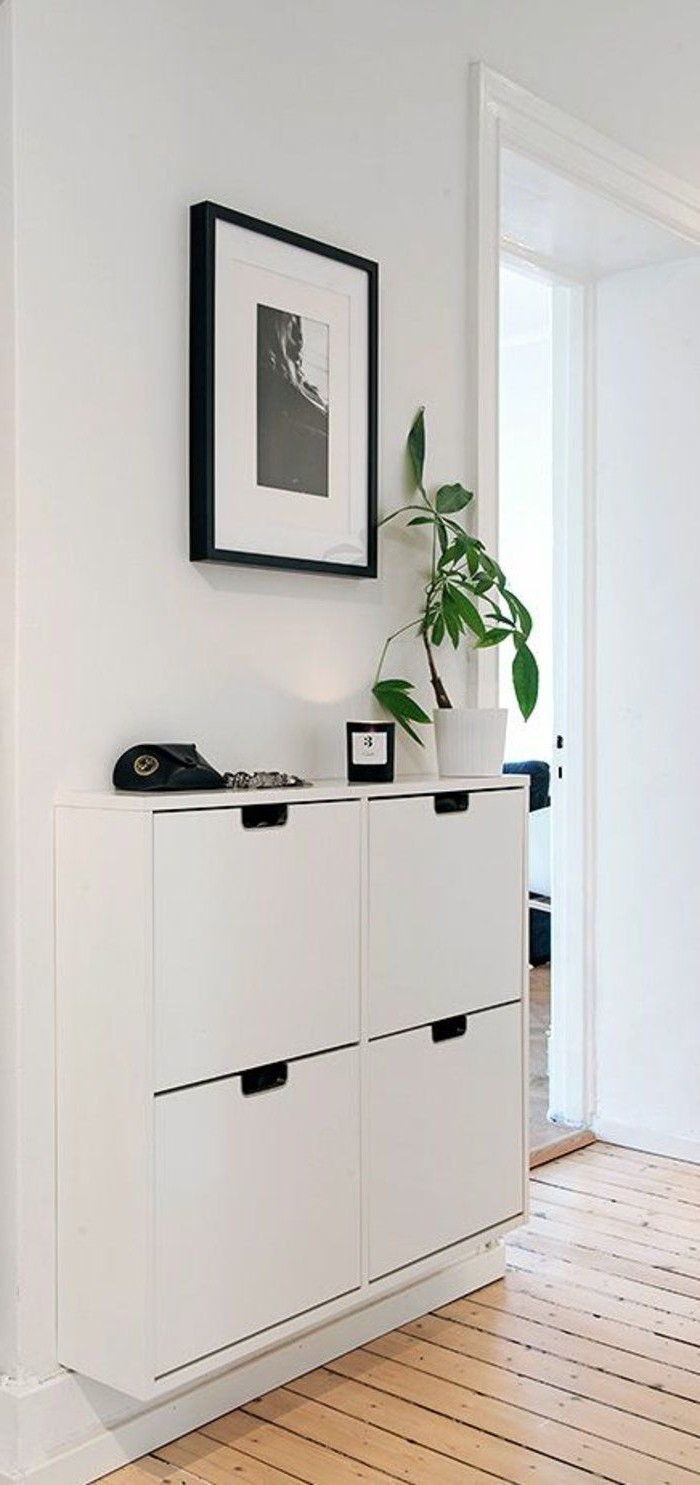 ikea meuble chaussures miroir armoire id es de. Black Bedroom Furniture Sets. Home Design Ideas