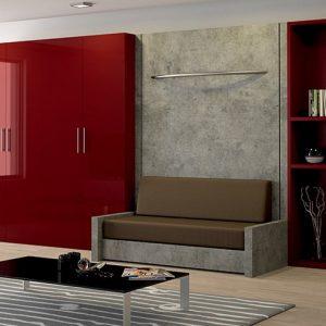 lit escamotable armoire armoire id es de d coration de. Black Bedroom Furniture Sets. Home Design Ideas