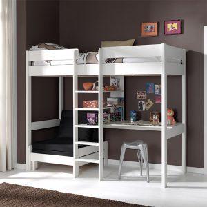 lit mezzanine avec bureau ado bureau id es de d coration de maison q8nk1eedoy. Black Bedroom Furniture Sets. Home Design Ideas