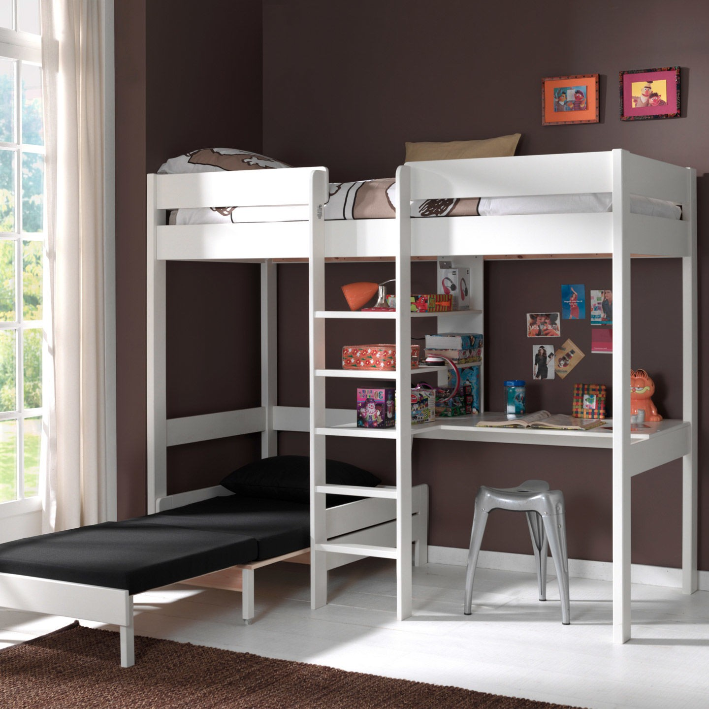 lit superpos bureau ikea bureau id es de d coration. Black Bedroom Furniture Sets. Home Design Ideas