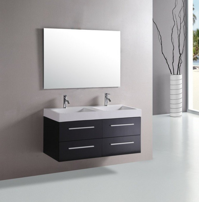 miroir armoire salle de bain ikea armoire id es de. Black Bedroom Furniture Sets. Home Design Ideas