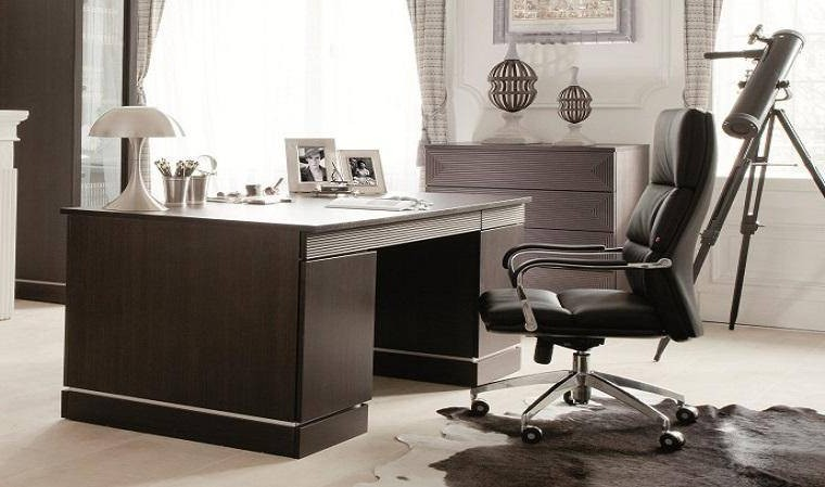 mobilier bureau contemporain design bureau id es de. Black Bedroom Furniture Sets. Home Design Ideas