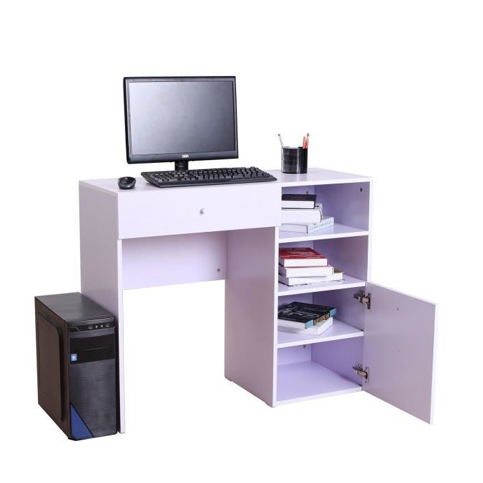 petit bureau pour ordinateur fixe bureau id es de. Black Bedroom Furniture Sets. Home Design Ideas