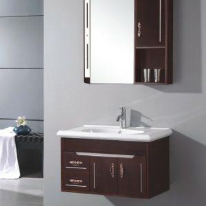 Armoire de salle de bain avec miroir but armoire id es for Petite armoire salle de bain
