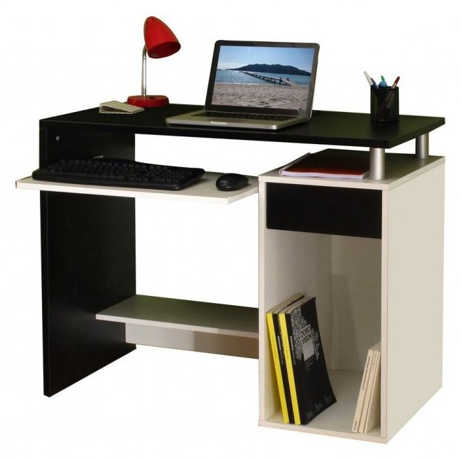 table de bureau en verre conforama bureau id es de. Black Bedroom Furniture Sets. Home Design Ideas