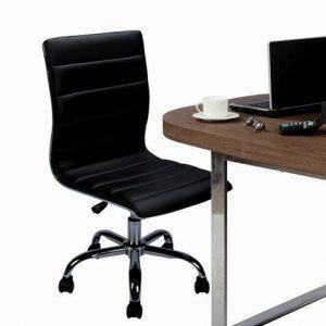 fauteuil de bureau blanc sans accoudoir chaise id es de d coration de maison gvnzarebqa. Black Bedroom Furniture Sets. Home Design Ideas