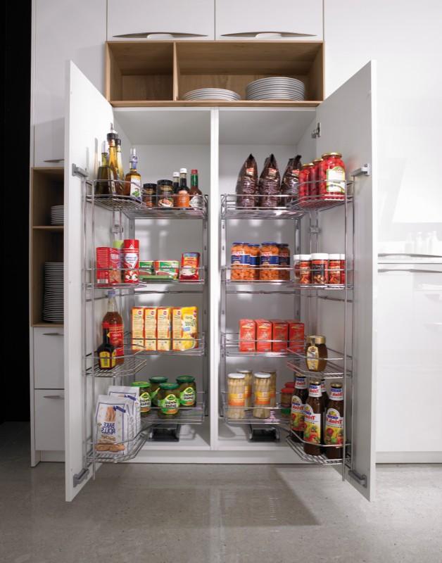 Accessoire de rangement pour armoire de cuisine armoire for Rangement pour armoire de cuisine en coin