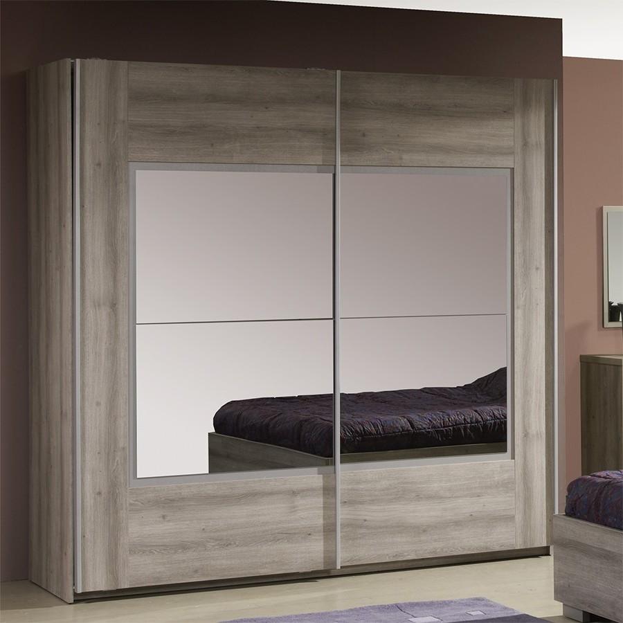 Armoire Avec Portes Coulissantes Miroir