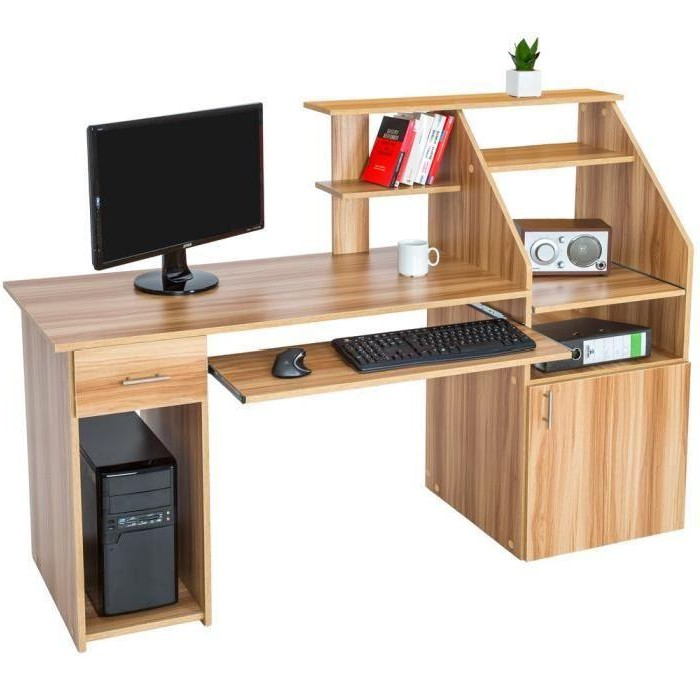 armoire bureau pour ordinateur armoire id es de. Black Bedroom Furniture Sets. Home Design Ideas
