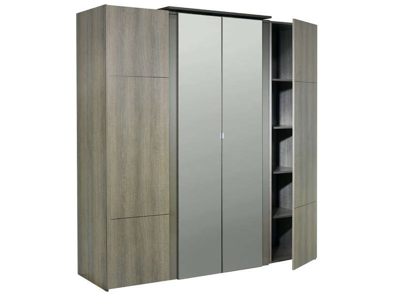 Best armoire d angle conforama pictures design trends for Armoire penderie chambre