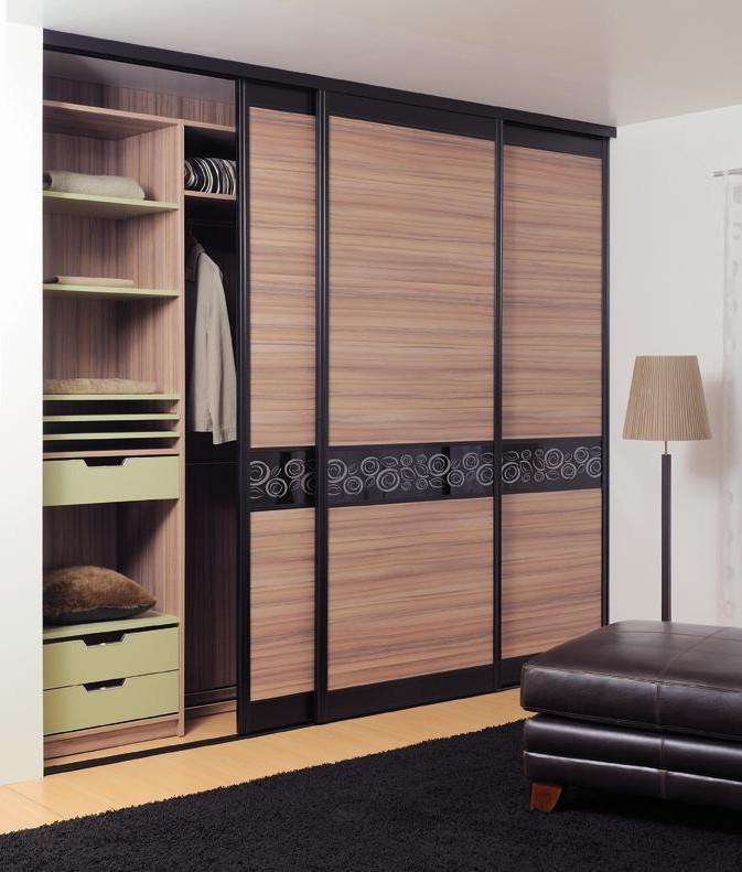 Armoire Chambre à Coucher En Aluminium