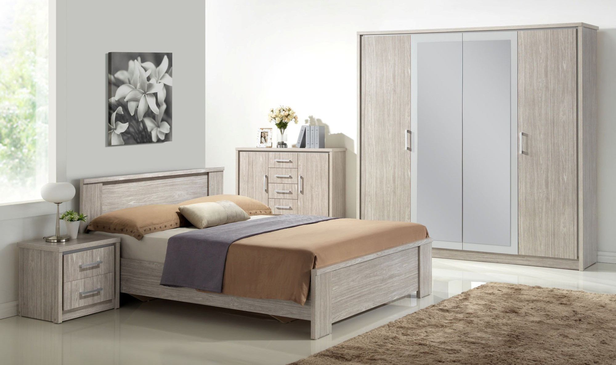 Armoire chambre a coucher adulte armoire id es de Armoire de chambre adulte