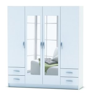 Conforama armoire chambre coucher armoire id es de for Ensemble chambre adulte conforama