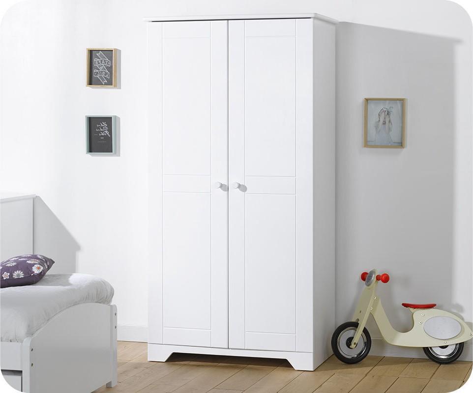 Armoire Chambre Bois Blanc