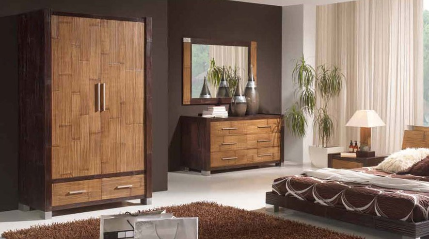 stunning chambre en bois exotique gallery design trends