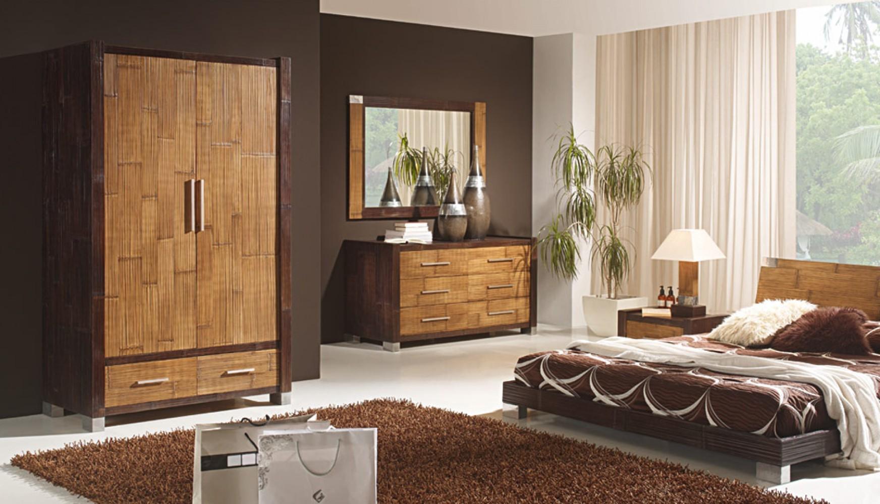 Armoire Chambre En Bambou