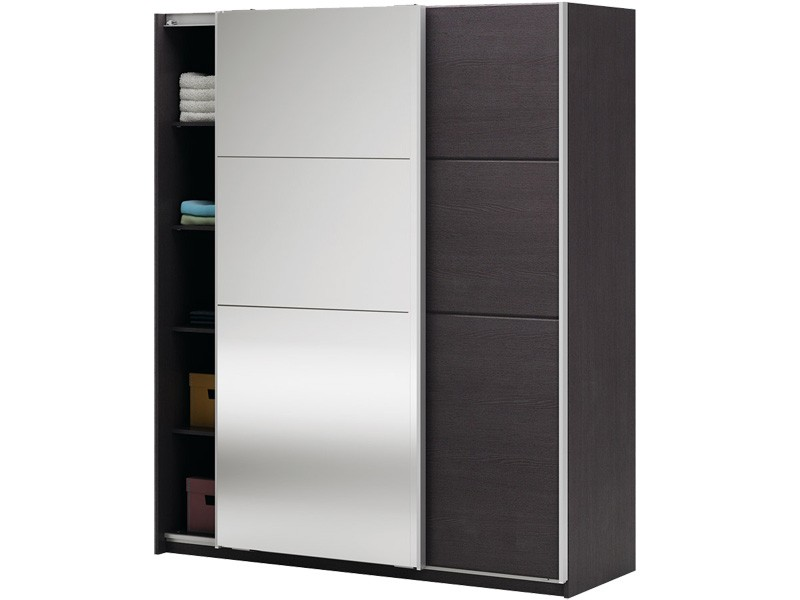 Armoire Coulissante Blanche Conforama