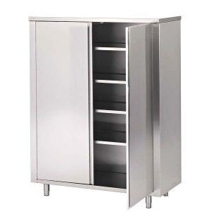 Armoire inox cuisine armoire id es de d coration de for Armoire cuisine inox