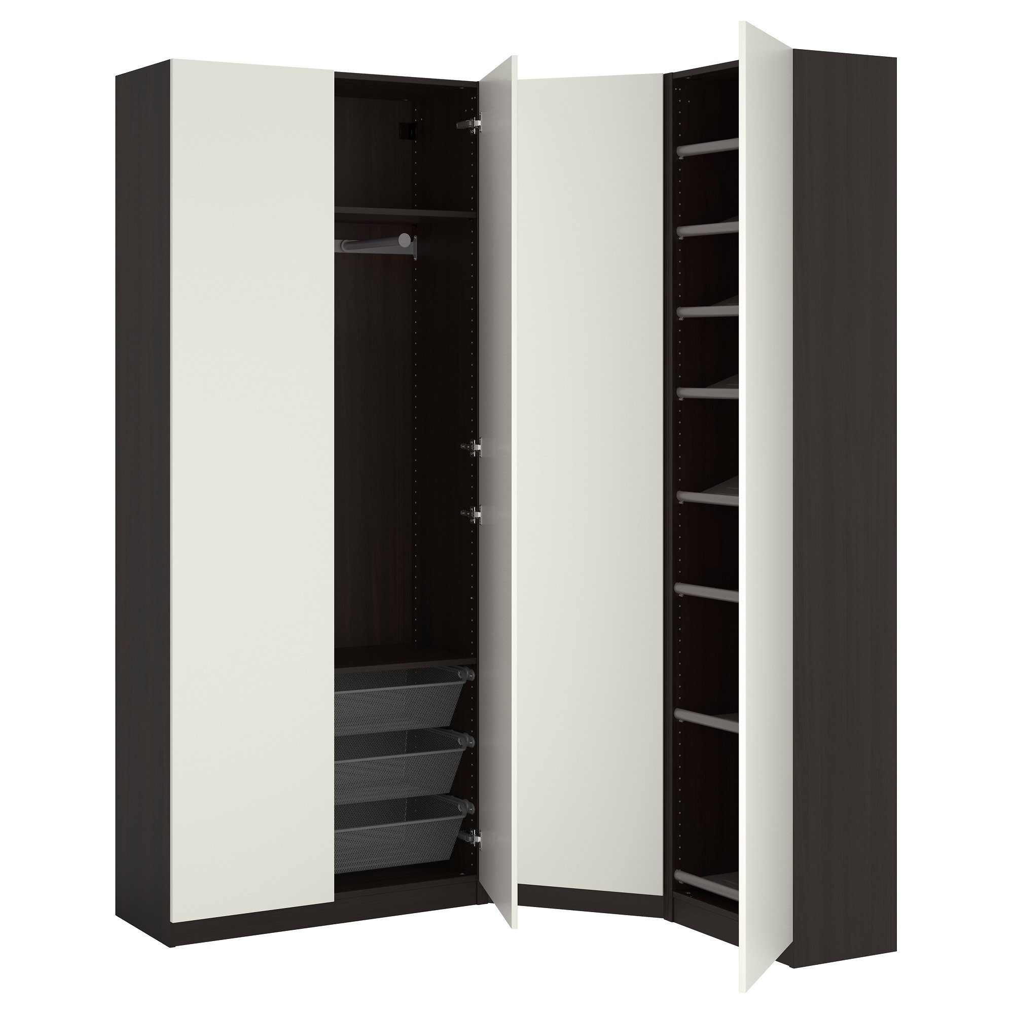 armoire de chambre ikea perfect armoire chambre ikea. Black Bedroom Furniture Sets. Home Design Ideas