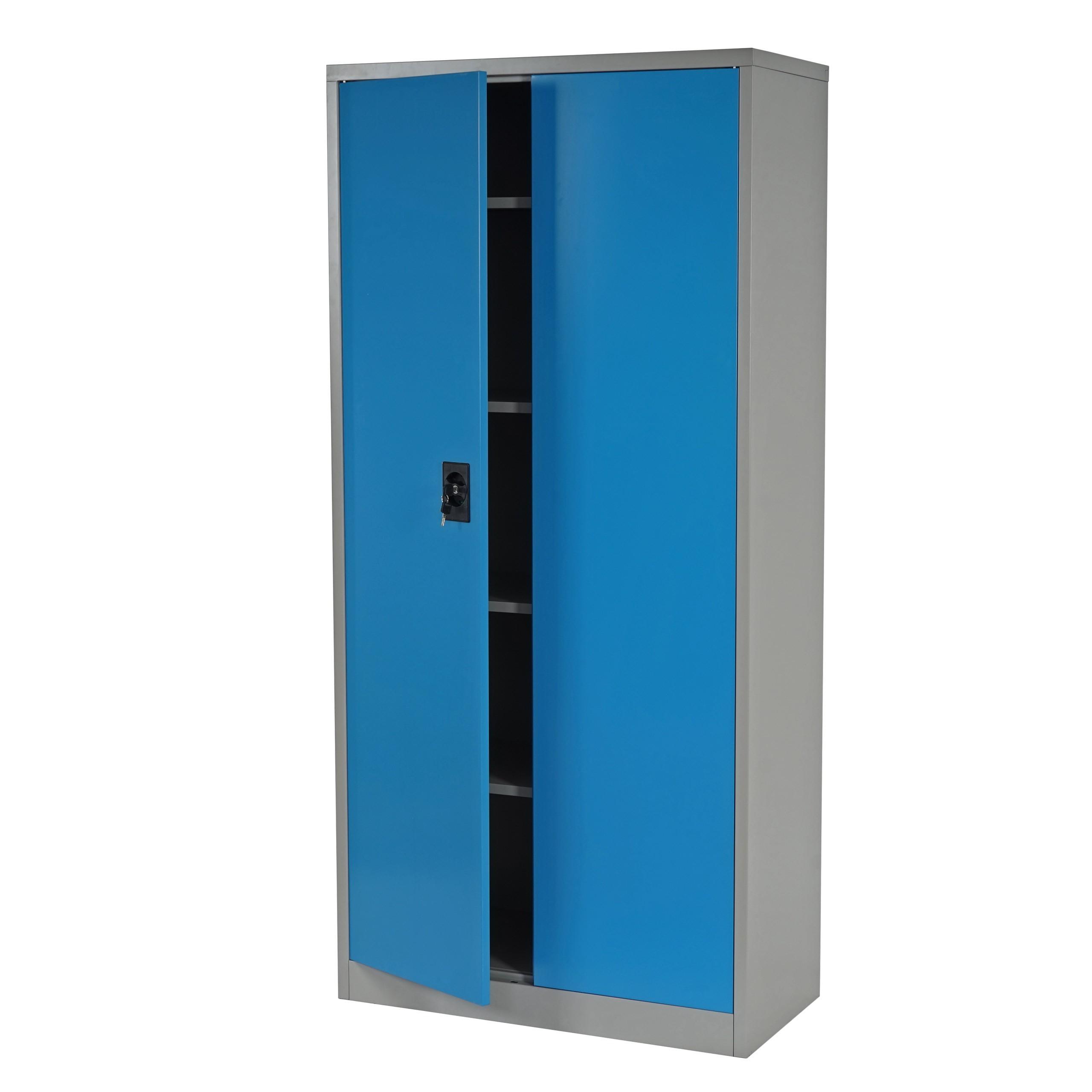 armoire de bureau metallique armoire id es de d coration de maison ggbmwvvlxw. Black Bedroom Furniture Sets. Home Design Ideas