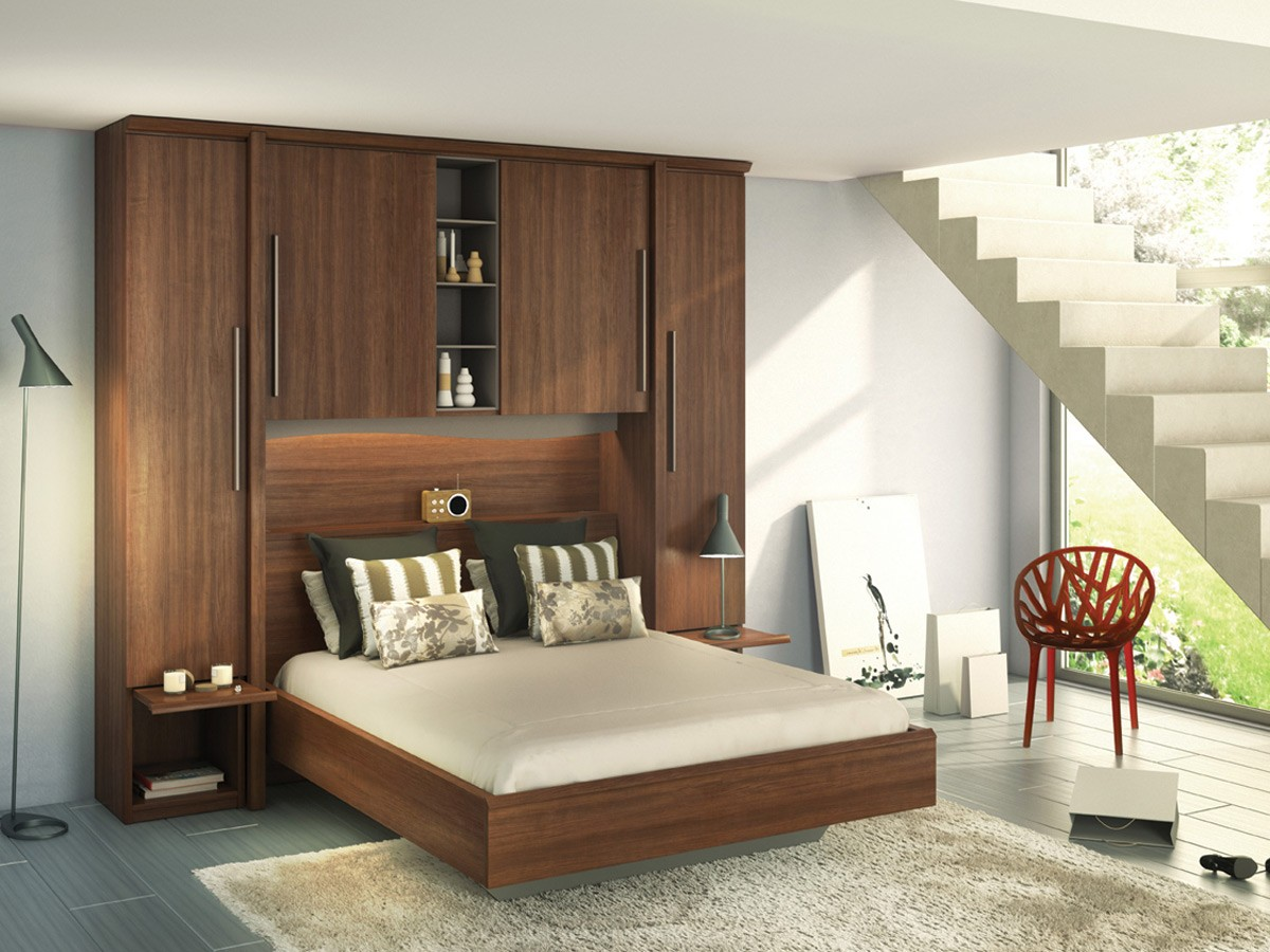 armoire chambre a coucher maison design. Black Bedroom Furniture Sets. Home Design Ideas