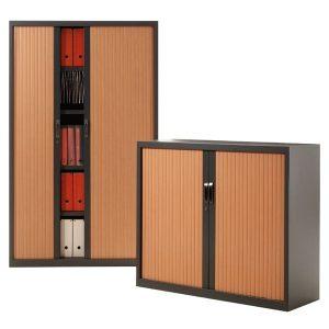 Armoire de rangement bureau en bois armoire id es de - Armoire de rangement bureau ...