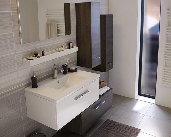 armoire de rangement salle de bain castorama armoire. Black Bedroom Furniture Sets. Home Design Ideas