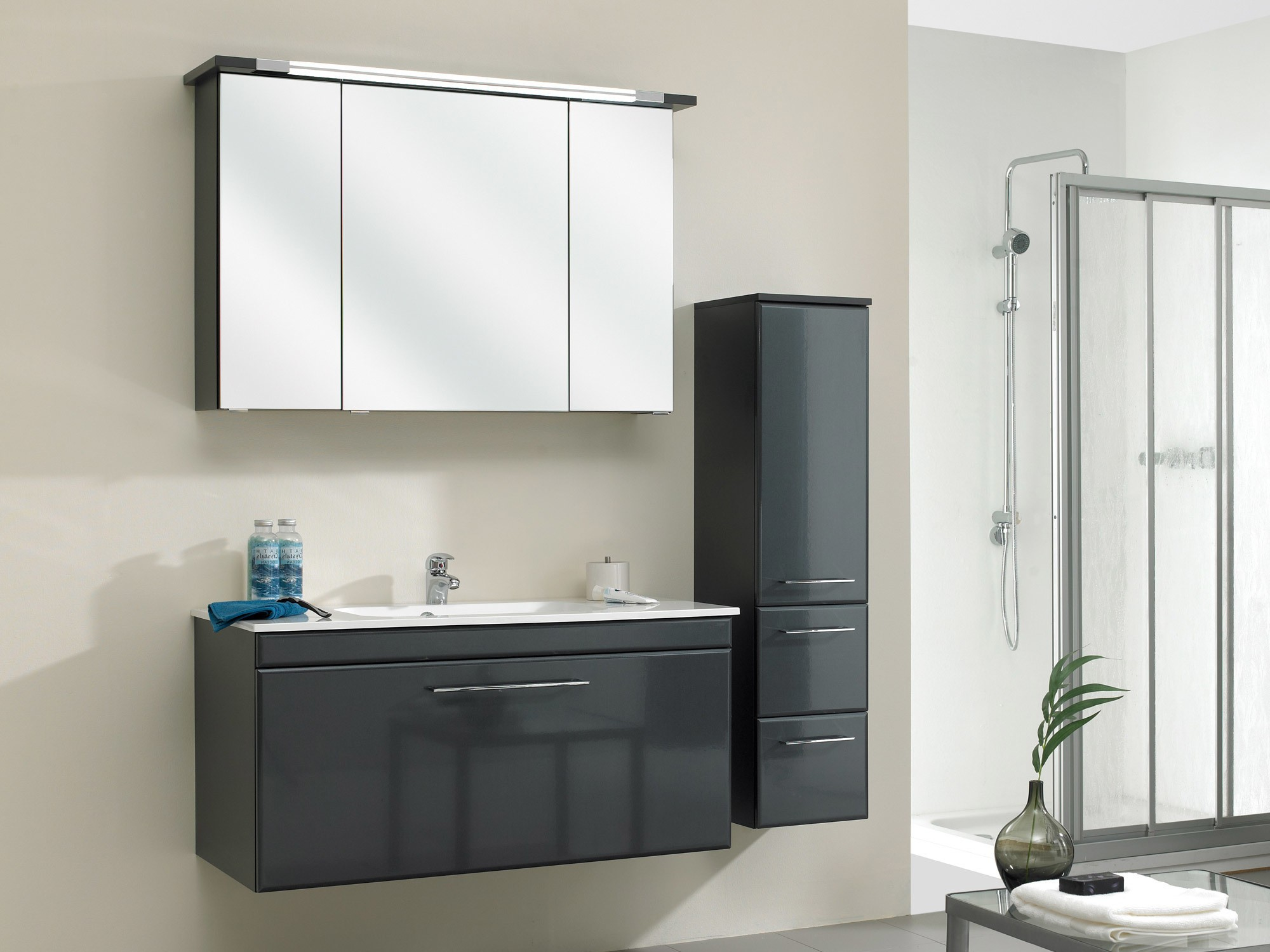armoire de toilette miroir avec eclairage 21531 armoire id es. Black Bedroom Furniture Sets. Home Design Ideas