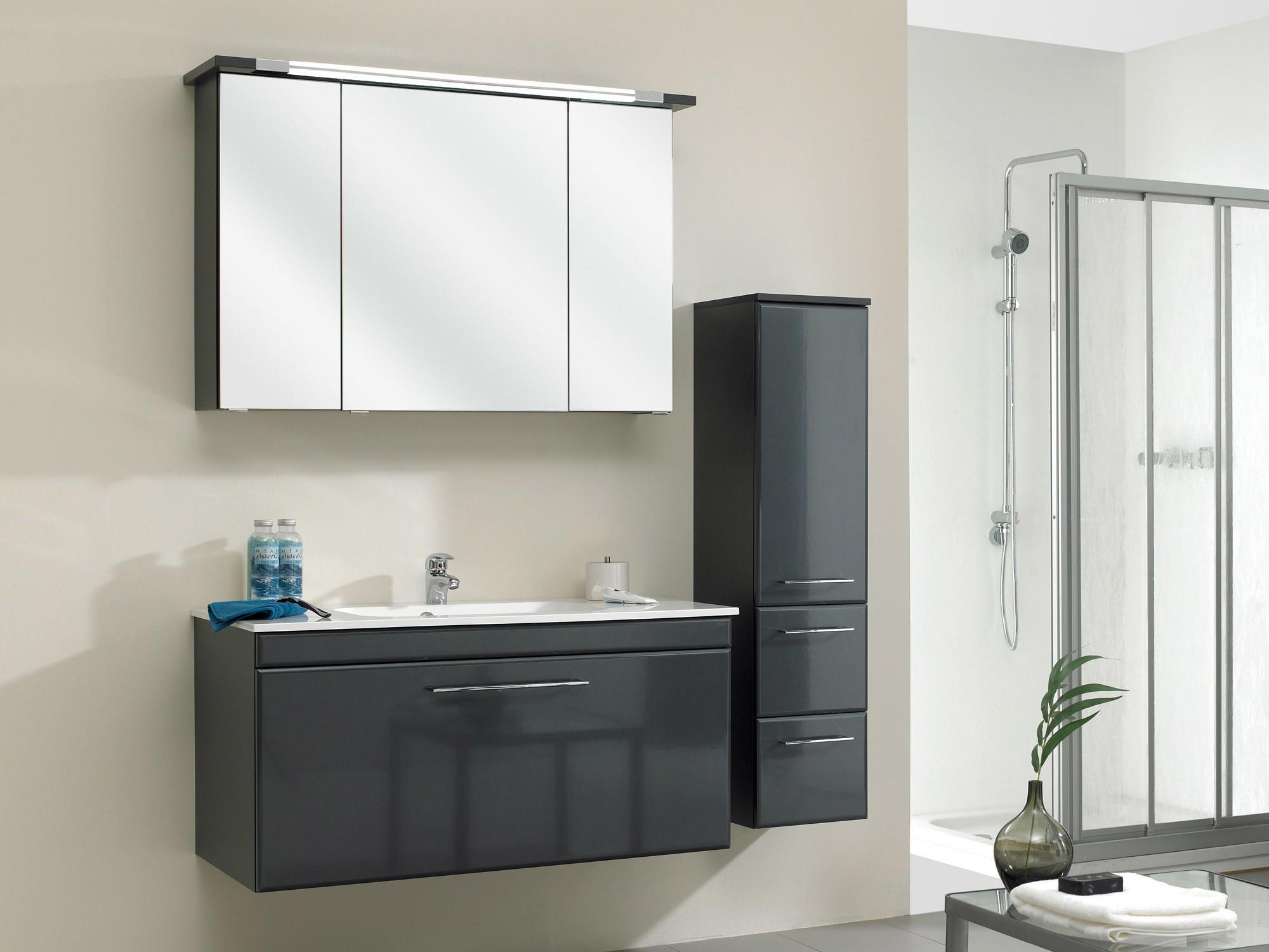 Armoire De Toilette Avec Miroir Et éclairage